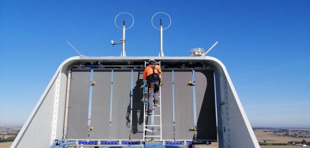OPENR technicien éolienne
